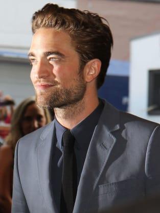 Profile of Robert Pattinson