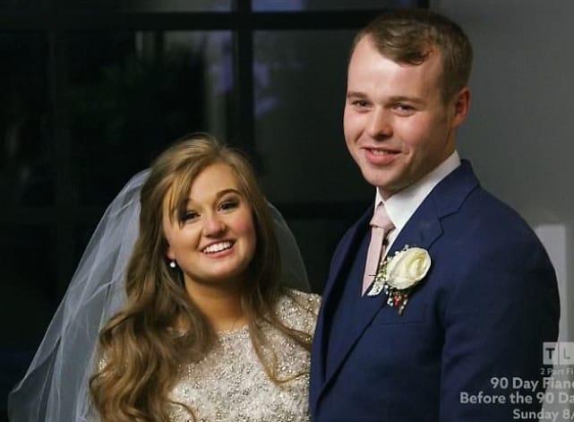 Joseph duggar and kendra caldwell married