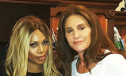 Caitlyn Jenner and Laverne Cox Meet for First Time: See the Photo!