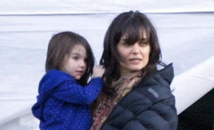 Suri Cruise: Psyched For Scientology