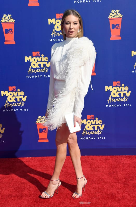 Stassi schroeder at the 2019 mtv movie and tv awards