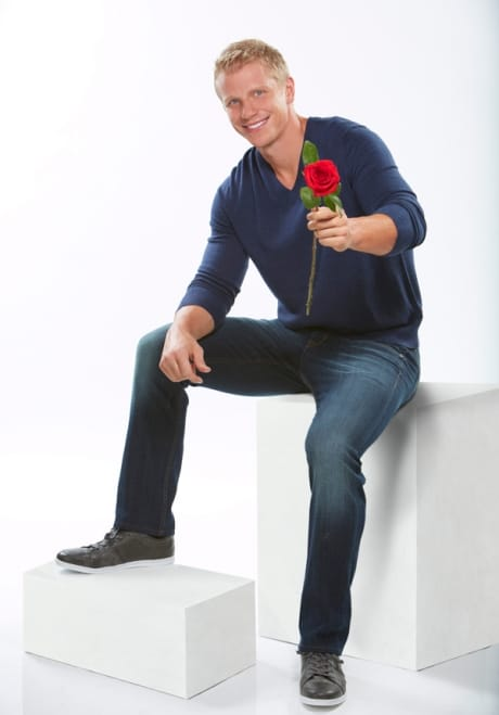 Sean Lowe as The Bachelor Photo