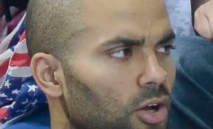 Tony Parker on Chris Brown: What a THUG!