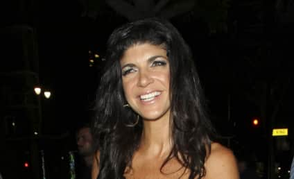 Teresa Giudice Throws Down with Brother, Cameras Capture Chaos
