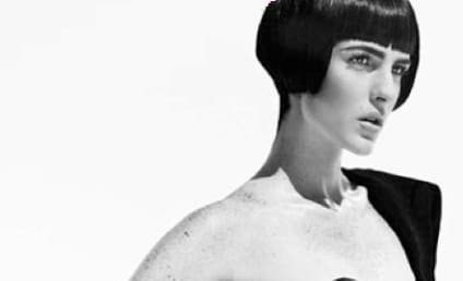 Ali Lohan Modeling: Skinny to a Fault!