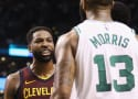 Tristan Thompson Snaps, Gets Into On-Court Altercation