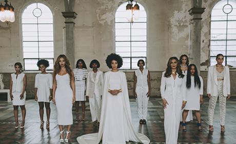 Solange Knowles Wedding Photo