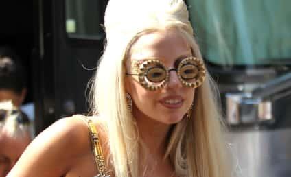 Lady Gaga Hair Affair ... or Nightmare?
