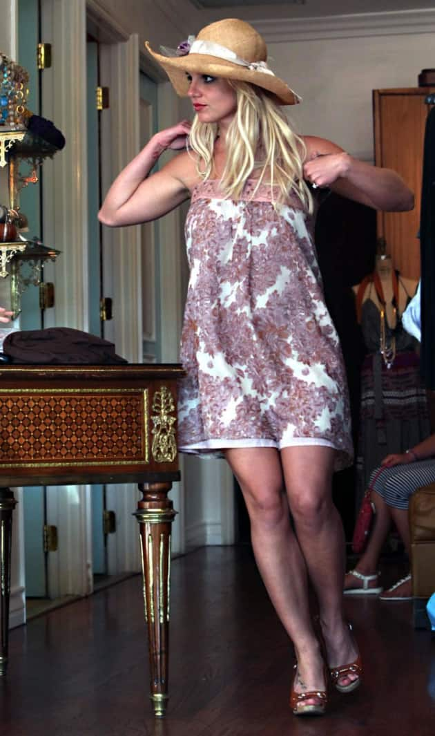A Skinny Britney