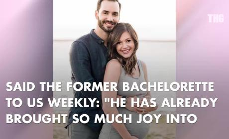 Desiree Hartsock Welcomes First Child!