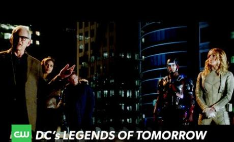Legends of Tomorrow Promo