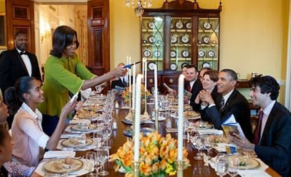 Barack Obama, Celebrities Tweet Happy Passover Messages