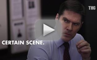 Thomas Gibson: I Didn't Really Kick Anyone!