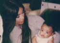 Kim Kardashian Shares First Photo of Chicago, True, and Stormi!