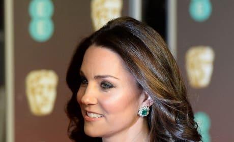 Kate Middleton in Final Trimester