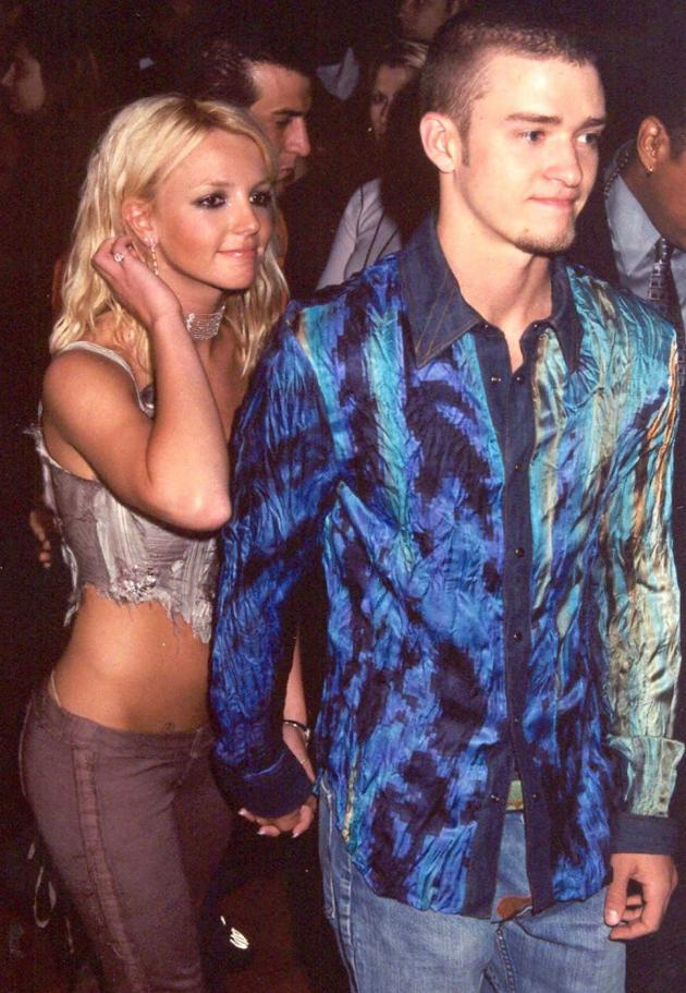 Justin Timberlake & Britney Spears: 5 Fast Facts | cybertime.ru