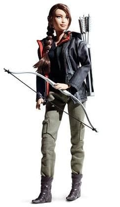 Katniss Everdeen Barbie