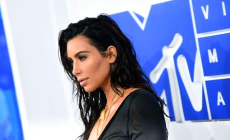 Kim Kardashian, Up Close and Sexy
