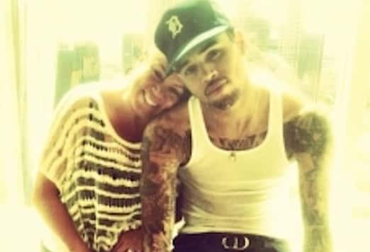 Chris Brown's Mom