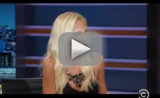Tomi Lahren: Roasted to a Crisp on The Daily Show