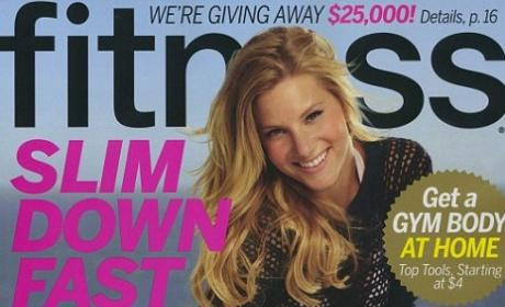 Heather Morris Fitness Cover