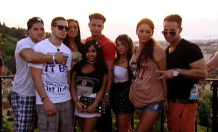 Jersey Shore Cast: BALLING After Inking New Contracts