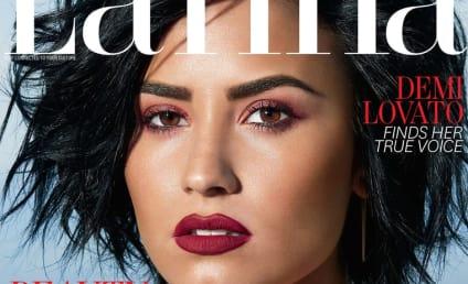 Demi Lovato: Latino Men are More Passionate Than White Men!