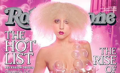 Celebrity of the Year Finalist #5: Adam Lambert and Lady Gaga!