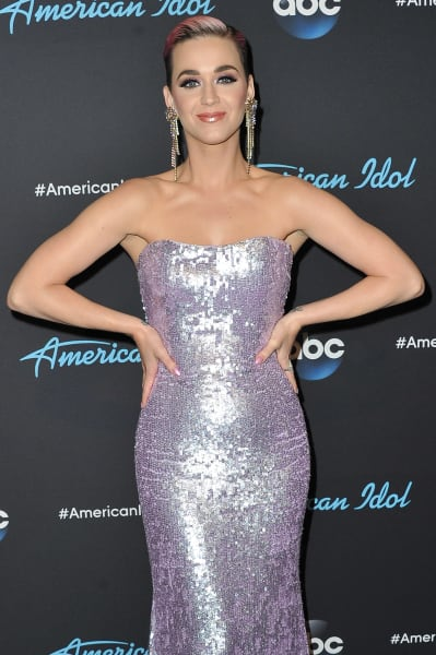 Katy Perry is Idol