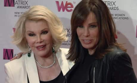 Joan Rivers Update From Melissa Rivers
