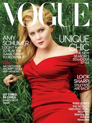 Amy Schumer Vogue Cover