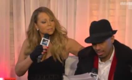 Mariah Carey, Nick Cannon Reenact Mean Girls: Watch!