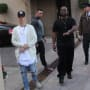 Justin Bieber and Corey Gamble: Get Lost, Paparazzi!