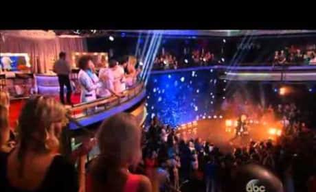 Riker Lynch & Allison - Jive - Dancing With The Stars - Season 20 Week 1