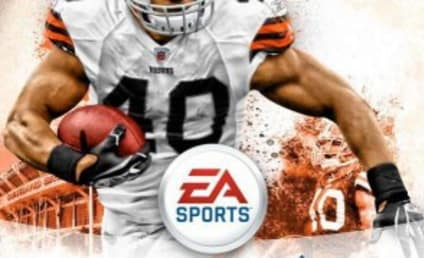 Peyton Hillis Named Madden 2012 Cover Star