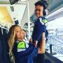 Ciara and Son