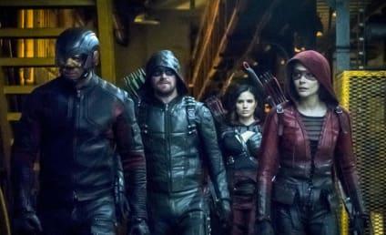 Arrow Season 6 Episode 16 Recap: An Original Character Exits!