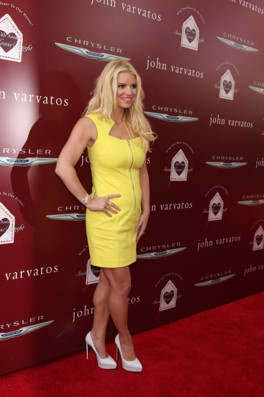Jessica Simpson Weight Loss Photos - The Hollywood Gossip
