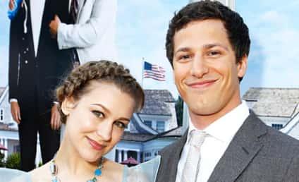 Andy Samberg: Engaged to Joanna Newsom!