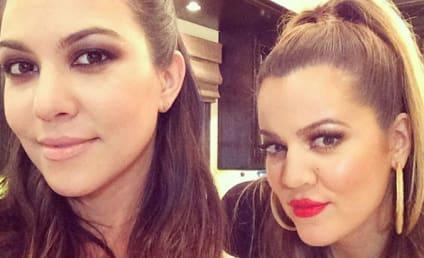"Kourtney Kardashian: Jealous of Khloe! My ""Revenge Body"" Should Have Its Own Show!"