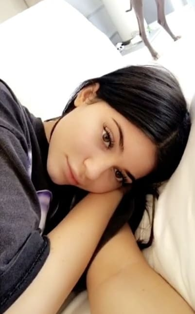 Kylie Jenner's Natural Look