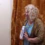 Laura presents a vibrator to aladin