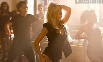 Glee Season 4 Footage: Welcome, Kate Hudson!