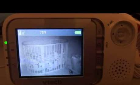 Father Catches Daughter Singing Imperial March in Bed