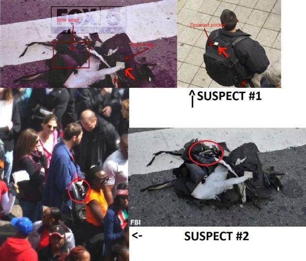 Boston Bombing Suspect Photo?
