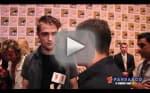 Robert Pattinson Comic-Con Interview