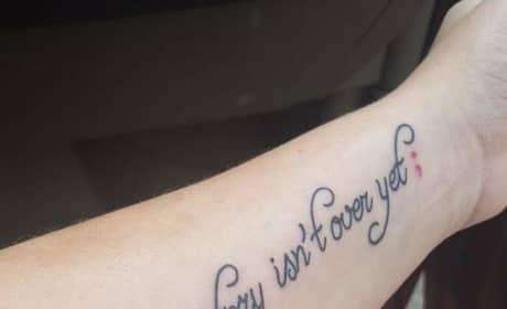 Catelynn Lowell Tattoo Photo
