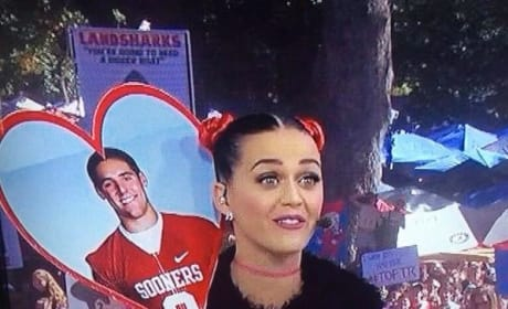 Katy Perry, Trevor Knight