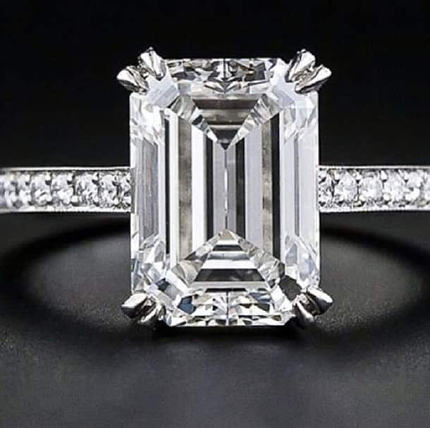 Diddy-Cassie Engagement Ring?