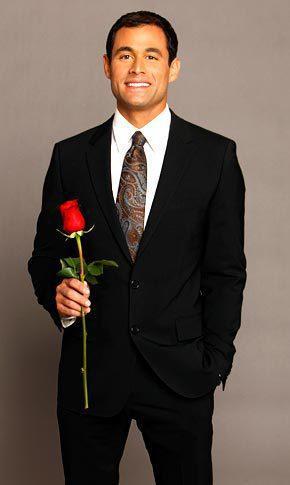 Jason Mesnick on The Bachelor